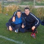 09 Cantonament Cipru 2007 - Psiholog sportiv Andreas Hniatiuc