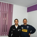 10 Cu Ferdinando Hippoliti - Timisoara 2006 - Psiholog sportiv Andreas Hniatiuc