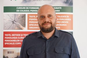 Psiholog Ionut Ghiugan