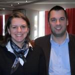Maria Zachs si Andreas Hniatiuc