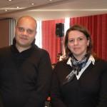 Maria Zachs si Ionut Ghiugan
