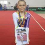 Alexandra Mihai, campioana nationala de juniori