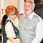 Alexandru Arsinel si sotia