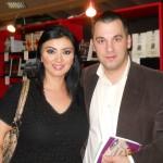Adriana Bahmuteanu si Andreas Hniatiuc