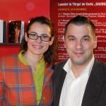 Doina Burlacu si Andreas Hniatiuc