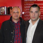 Ionut Ghiugan si Andreas Hniatiuc