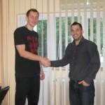 Marian Ararau - Baschet Steaua Bucuresti si Psiholog Sportiv Andreas Hniatiuc