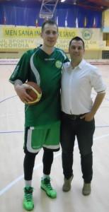 Marian Ararau si Andreas Hniatiuc