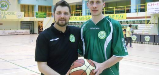 Marian Ararau si Vlastimir Vukadinovic