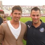 Ovidiu Herea cu Psiholog sportiv Andreas Hniatiuc