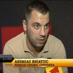 Psiholog Andreas Hniatiuc - declaratie GPS TV