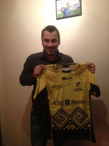 Psiholog Sportiv Andreas Hniatiuc Rugby