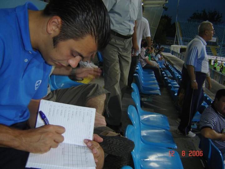 Psiholog sportiv Andreas Hniatiuc
