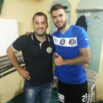 Psiholog sportiv Andreas Hniatiuc si Cristian Daminuta