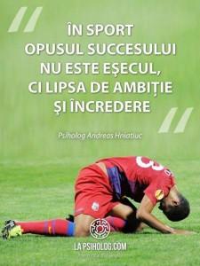 Psihologia Sportului Fotbal