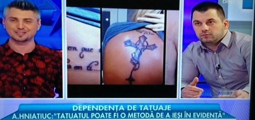Semnificatia psihologica a tatuajelor